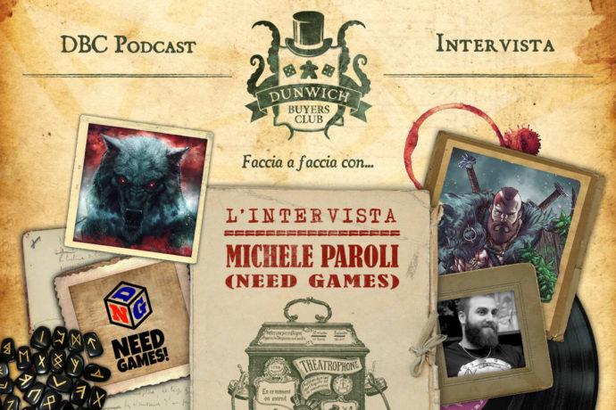 Dunwich Buyers Club intervista Michele Paroli, Creative & Art Director di Need Games, a proposito di Journey to Ragnarok