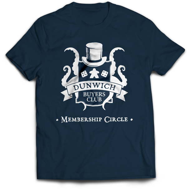 Dunwich Buyers Club Supporter Tshirt