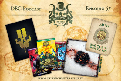 Episodio 57 – The 7th Continent, Fighting Fantasy, Black Rose Wars, Jack's BGG Top 50