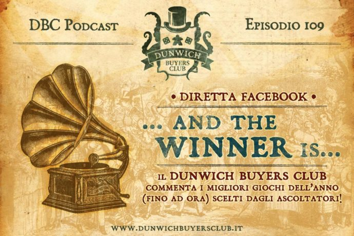 Dunwich Buyeers Club Episodio 109