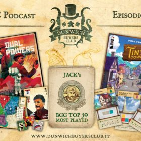 Dunwich Buyers Club Episodio 111