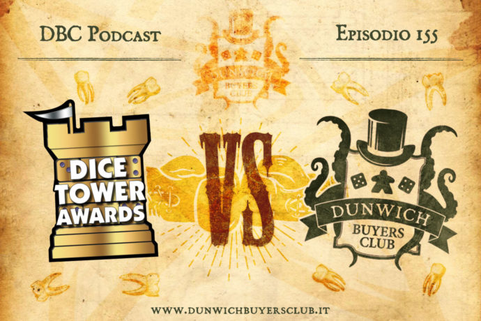 Dunwich Buyers Club Episodio 155