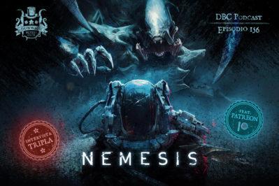 Episodio 156 – Intervista tripla: Nemesis