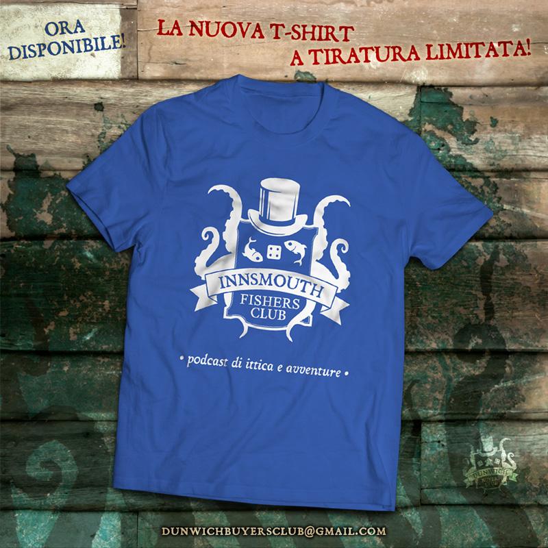 Dunwich Buyers Club - Innsmouth variant T-shirt